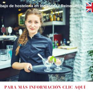 Trabajo en hostelería _ hoteles rurales verano-otoño en Inglaterra _ Reino Unido